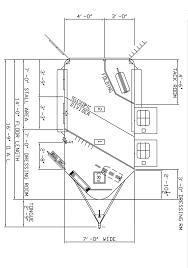 Teardrop c er wiring diagram inverter teardrop floor plansc er home plans ideas brochure u hb e