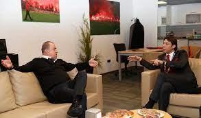 Galatasaray ve Benfica arasında dikkat çeken iş birliği görüşmesi - Yeni  Şafak