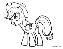 My Little Pony Coloring Images My Little Pony Coloring Page My