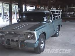 Used Isuzu Pickup pickup Trucks Year: 1968 Price: US$ 5,884 for sale ...