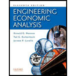 Engr Economic Analysis 14th Edition Textbook Solutions Bartleby