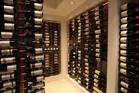 wine racks wall mounted picture