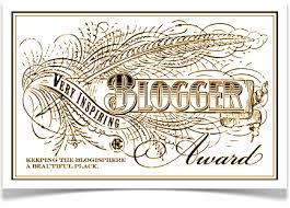 Very Inspiring Blogger Award 40 Alifemoment Delectable Very Inspiring