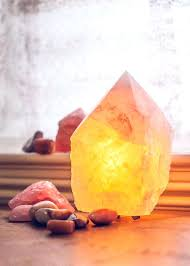 rose quartz crystal lamp natural rose quartz point crystal lamp by rose quartz crystal lamp uk