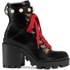 gucci shoes. gucci leather ankle boot shoes h
