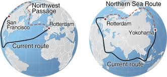 Polar Routes Charts 6 Charts To Help You Become An Arctic Expert World