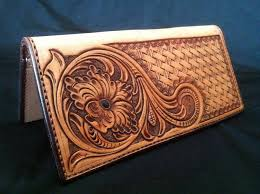 will boedeker custom leather wallet gallery