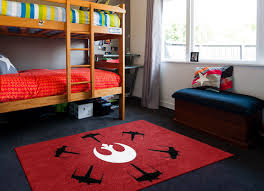 tasty star wars rugs for bedrooms decor at furniture painting star wars jedi starfighter rug rug
