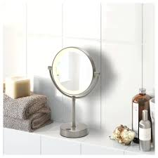 Ikea Spiegel Beleuchtung Kast Bad Mit Schminktisch Beleuchtet
