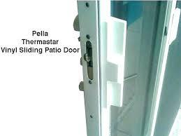 pella door handle assembly sliding door parts idea patio door parts or sliding glass door lock pella door handle