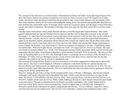 essay on romeo and juliet love  romeo and juliet essays and papers 123helpme com