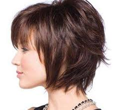 Glamorous Coupe Cheveux Mi Court Femme Coiffure Mariage