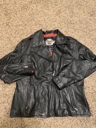 harley davidson women s leather motorcycle jacket