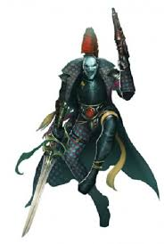 Image result for 40k harlequins and knights
