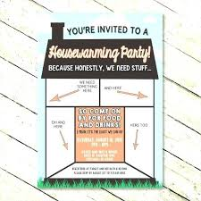 Housewarming Funny Invitations Cute Housewarming Invitations Luxmove Pro