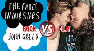 book vs film the fault in our stars litreactor