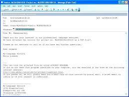 Sending Resume Email Samples Sending Job Offer Email Sample Example For Resume And Cover Letter