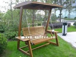 outdoor swing chair outdoor swing frames wooden swing chair 3 people ml park furniture on outdoor swing chair