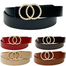 <b>Rhinestone</b>/<b>Diamante</b> Belts for Women for sale   eBay
