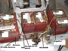 mid 90s club car ds runs out key on club car wiring diagram 36 here is the batteries and their numbers the full 36 volt reverse shown club car