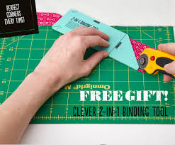 2-in-1 binding tool Archives - Love Patchwork & Quilting & by Katharine Bennett February 3, 2016 10:00 am Adamdwight.com