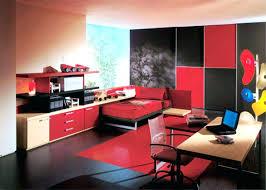Black Bedroom Furniture Decorating Ideas Best Grey Red Bedrooms On ...