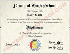 custom diploma helps you to create realistic fake us high school  buy the best fake fake international college certificates we helps you to create your own