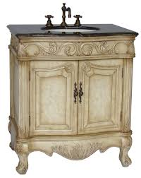 French Bathroom Sink 32inch Mia Vanity Country French Style Vanity French Style