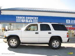 2006 Summit White Chevrolet Tahoe LS 4WD #14554634   GTCarLot.com ...
