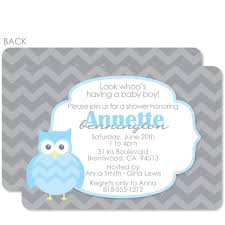 Owl Baby Shower Invitations Is Welcome Baby Invitations Is