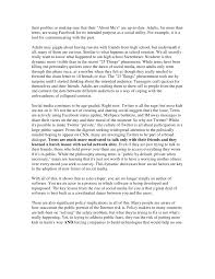 social media argumentative essay research paper on of media argumentative essay on social view larger