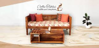 coffee tables to update your living room