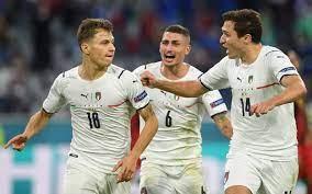 Italy vs Spain, Euro 2020 semi-final ...