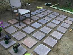 concrete slab patio cost 34 ways to create breathtaking diy paver patio cost for your house