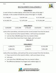 Math. 4th grade reading printable worksheets: Reading ...