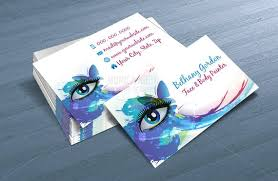 Printable Face Templates Mesmerizing Custom Printable Face Painter Business Card Template Makeup Etsy