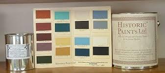 Historic Paints Ltd