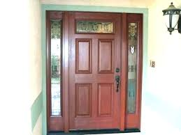 craftsman front door with sidelights exterior doors craftsman style fir textured fiberglass door with matching built craftsman front