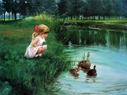 donald zolan o pintor das crianças