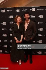 Lara Hickey and Jack Hickey attend the IFFL Award Ceremony 2019 ...