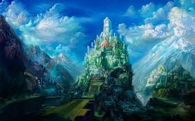 Fantasy Castle Wallpaper HD [1920x1200] - See more on Classy Bro ...
