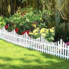 wooden garden borders bq small edging border picket fence sentinel flexible plastic lawn gras wooden garden border