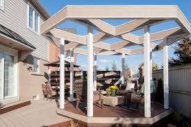 ideas for covering a deck