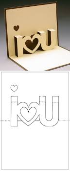 Depending whether the drawing includes arrows. Pop Up Card Tutorial Valentines Day Paper Kawaii Valentine S Day Diy Valentines Diy Crafts