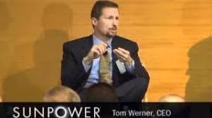 Image result for Tom Werner, sunpower