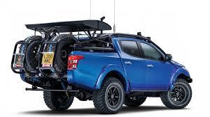 Top Gear Mods L200 as Mitsubishi Hints U.S. Truck Revival