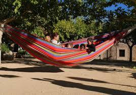 Hammock Vs Sofa - Why a big hammock like our Supernova is fun for ...