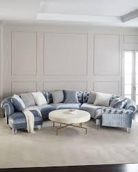 acrylic living room furniture