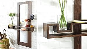 Mirror With Coat Rack entry way mirrors edexme 80