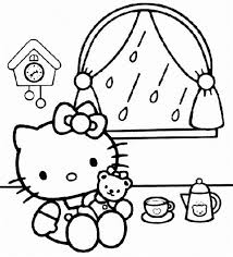 Small Picture 111 best hello kitty images on Pinterest Drawings Coloring